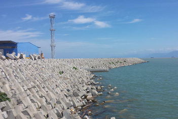 Van der Meer breakwaters and coastal structures 1