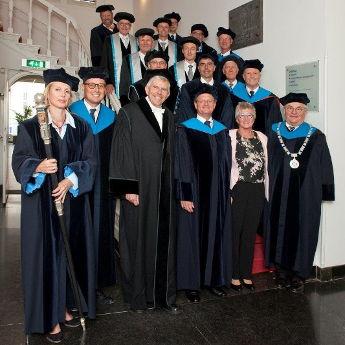 JMR Van der Meer inaugural